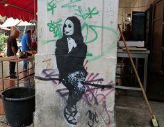 Urban Arte (Vucciria) Palermo