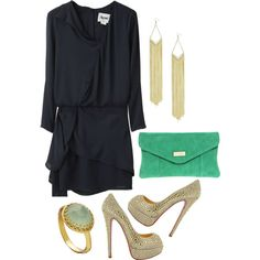 """""""night out"""" by bonnaroosky on Polyvore"""