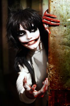 Jeff the Killer by Shredinger-Cat.deviantart.com on @DeviantArt