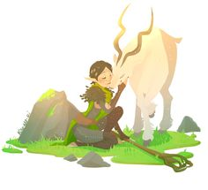 kisu-no-hi: Happy Merrill positivity week, guys!
