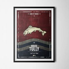 House Tully - Family, Duty, Honor - Game Of Thrones