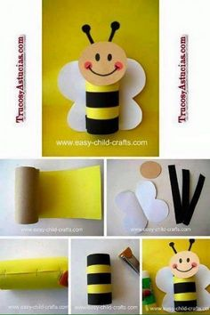 Cute elementary school activity – – things to do in – Kids Craft & Activities Kids Crafts, Toddler Crafts, Preschool Crafts, Projects For Kids, Diy For Kids, Diy And Crafts, Recycled Crafts Kids, Daycare Crafts, Art Projects