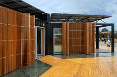 Team China Fuses High & Low Tech With The Y Container Solar Decathlon House | Inhabitat - Green Design, Innovation, Architecture, Green Building