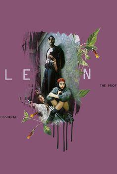 Leon - The ProfessionalMovie Posters Film Poster Design, Movie Poster Art, New Poster, Film Posters, Leon The Professional, Professional Poster, Professional Wallpaper, Leon Matilda, Jean Reno