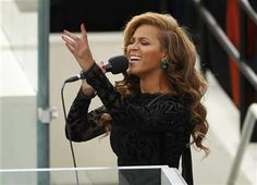 Did she or didn't she? Beyonce causes lip-synching stir