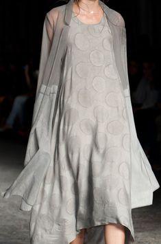 Uma Wang at Milan Fashion Week Spring 2014 - Details Runway Photos