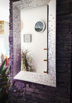 Zrcadlo Eclipse SILVER 98x58 Mirrors, Oversized Mirror, Silver, Home Decor, Entryway, Decoration Home, Room Decor, Home Interior Design, Mirror