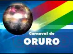 Video Carnaval De Oruro Bolivia Spanish Phrases Words English