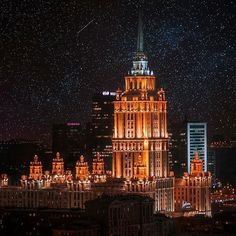Moscow, Russia #TLPicks courtesy of @citybestviews, : @sashalevin
