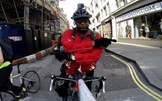 Traffic Droid: the cyclist fighting for justice on our roads - Telegraph
