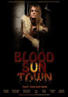 Blood Sun Town 2013