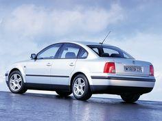 Volkswagen Passat (1997 – 2000).