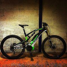 VTT ÉLECTRIQUE LAPIERRE OVERVOLT FS 400 (2016) 3299 #velobrival #Lapierre #vtt #bike #mtb #overvolt