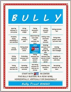 The Middle School Counselor: Bully Proof