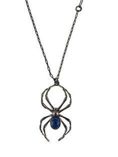 Lanvin Spider Pendant Necklace - Ottodisanpietro - Farfetch.com