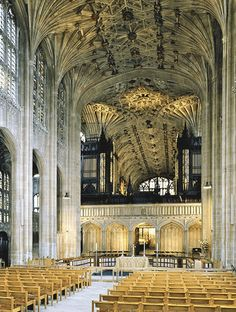 St George's Chapel, Windsor Castle, Berkshsire, UK