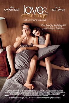 Poster zum Film: Love and other Drugs - Nebenwirkung inklusive