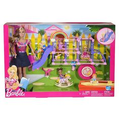 Details about  BARBIE I CAN BE NURSERY SCHOOL TEACHER W/ LOADS OF ACCESSORIES *