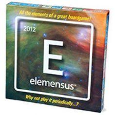 Elemensus: Periodic Table Word-Building Game