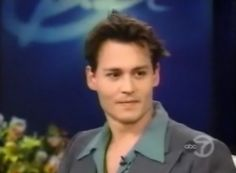 Johnny Depp on The Oprah Winfrey Show