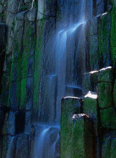 Los Tercios Waterfall, Suchitoto, El Salvador centre America