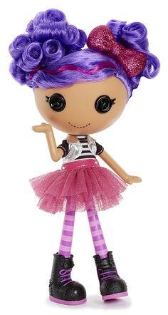 Amazon.com: Lalaloopsy Entertainment Large Storm E Doll: Toys & Games