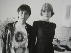 Harmony Korine and Chloe Sevigny on the set of Kids – 1995 http://www.anothermag.com/current/view/3508/Teen_Spirit_Katie_Shillingfords_Inspirations