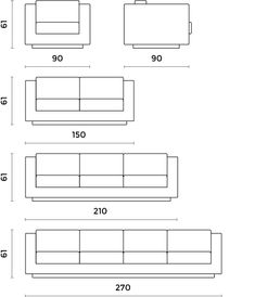 sofa dimensions d drawing standarts pinterest italian leather leather sofas and search. Black Bedroom Furniture Sets. Home Design Ideas