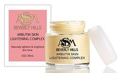 Skin Bleaching Cream- Skin Whitening Cream 1oz, Kojic Acid, Arbutin, Vitamin C |Asdm Beverly Hills - For Sale Check more at http://shipperscentral.com/wp/product/skin-bleaching-cream-skin-whitening-cream-1oz-kojic-acid-arbutin-vitamin-c-asdm-beverly-hills-for-sale/