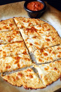 cauliflower breadstick