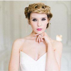'Kate Inspired' seriously sexy via Bridal Eye Makeup, Wedding Day Makeup, Wedding Makeup Artist, Bride Makeup, Hair Makeup, Makeup Artist Portfolio, Makeup Inspiration, Makeup Ideas, Makeup Trial