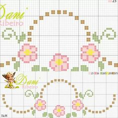 Cross Stitch Flowers, Cross Stitch Patterns, Alphabet, Butterfly, Kids Rugs, Embroidery, Crafts, Cross Stitch Art, Embroidery Patterns