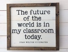 The future classroom sign gift for her farmhouse wall decor classroom signs f Classroom Signs, Classroom Setting, Classroom Setup, Future Classroom, Classroom Organization, Classroom Management, Kindergarten Classroom, Classroom Wall Decor, Classroom Board