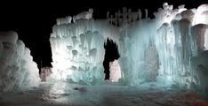 Silverthorne Ice Castle: Brent Christensen's Colo. Ice Castle Features 40-Foot Walls, Thousands Of Icicles (VIDEO, PHOTOS)