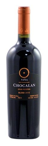 Chilean Wine - Chocalán, another one of our favorites