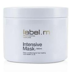 Intensive Mask (Deep Conditioning For Hair-Healing) - 800ml-27.1oz