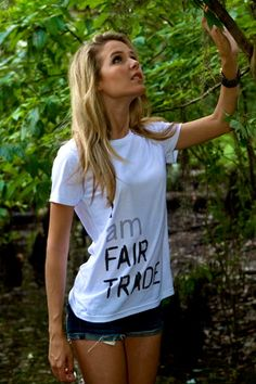 With a simple change of shirt you can go from silly to serious and back again. I hope you enjoy this round-up of unique and ecochic t-shirts! http://designandkindness.blogspot.com.au/2012/08/dress-ethical-and-look-tee-rrific.html