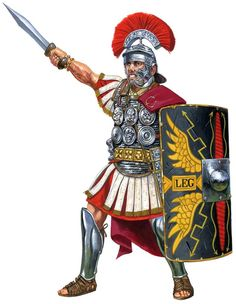 Military Art, Military History, Ancient Rome, Ancient History, Imperial Legion, Roman Armor, Roman Centurion, Roman Warriors, Roman Legion