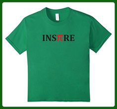 Kids Inspire Math Teacher Mathlete Student Gift T-shirt 4 Kelly Green - Careers professions shirts (*Amazon Partner-Link)