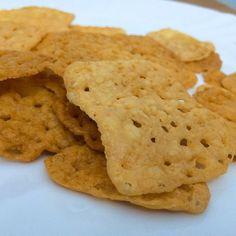 Lust auf Chips aber keine Lust zu zu nehmen? Dann ist dieses Rezept perfekt für dich!