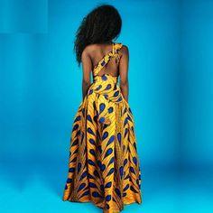 Yilia Popular Long Maxi Infinity Summer 2018 Women Dress Feather African Print Clothing Casual Sexy A Line Fashion Beach Dresses African Print Clothing, African Print Dresses, African Print Fashion, African Dress, African Attire, African Wear, African Traditional Dresses, Feather Dress, Latest African Fashion Dresses