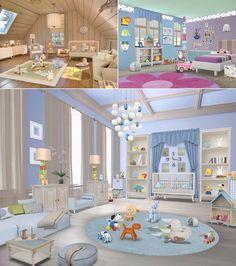 33 Kids Room Models Made by Homestyler - http://www.amazinginteriordesign.com/33-kids-room-models-made-homestyler/