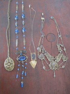 Heirloom Necklaces