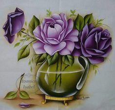 Ivanice Isabel Pintura em Tecido Art