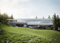 CGarchitect - Professional 3D Architectural Visualization User Community | Private house in the forest