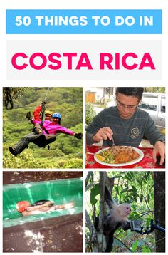 50 fun things to do in Costa Rica http://mytanfeet.com/activities/50-activities-things-to-do-in-costa-rica/