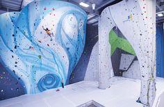 Innovations - Walltopia - Climbing walls
