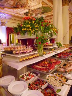 Catering Tim Lisak-corporate catering