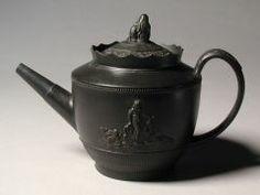 Teapot UNKNOWN ENGLISH (ENGLISH) C. 1790-1800