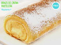 Pan Dulce, Cake Recipes, Dessert Recipes, Desserts, My Dessert, Pound Cake, Cupcake Cookies, Flan, Bakery